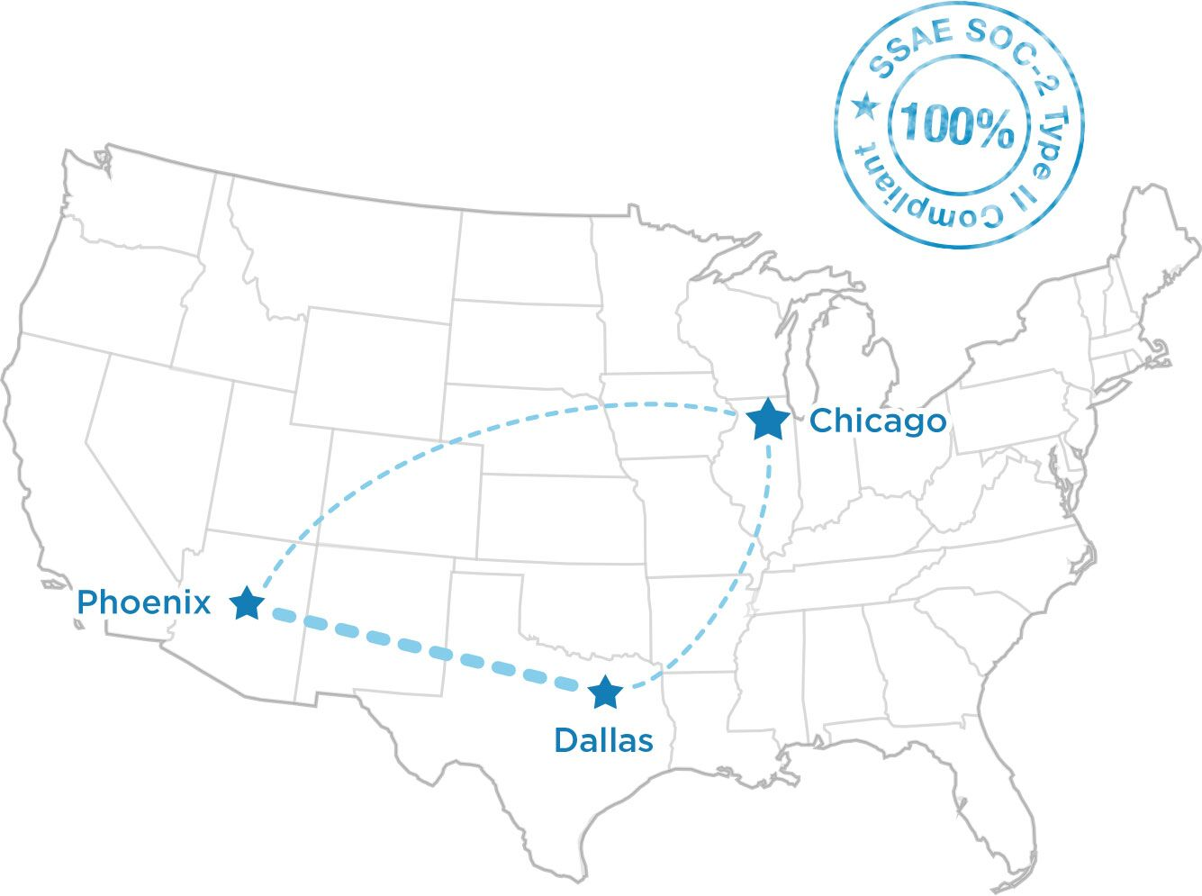 Us Map Certification.Service Level Agreement Provided By Solution Union